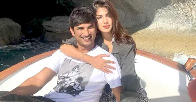 Rhea Chakraborty and Sushant Singh Rajput are 'really good friends', says Rhea