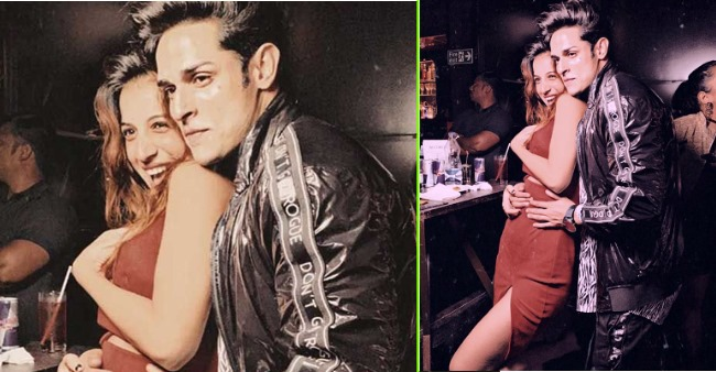 Benafsha looks flawless in a throwback pic with BF Priyank, praises him with a sweet caption