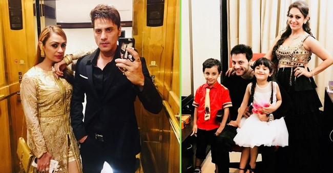 Nazar actress Ashita Dhawan shares her lockdown B'Day pics with hubby and kids; Check out