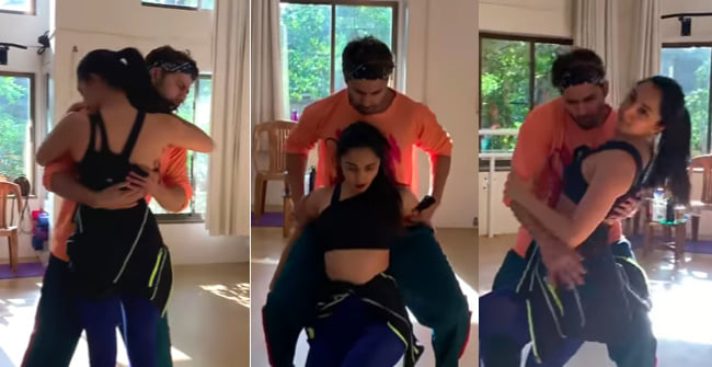Kiara punched on my nose purposely, says Varun Dhawan; Shares dance rehearsal video as 'proof'