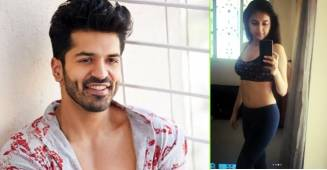 KKK 10's Tejasswi Prakash flaunts her toned body, BFF Rohan Gandotra teases her with a witty question