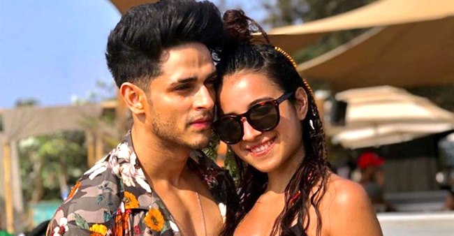 Benafsha on getting married to BF Priyank: 'I'm only 23 and have no wedding plans for now'