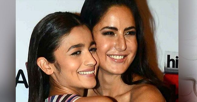 Throwback to time while Katrina Kaif asked BFF Alia Bhatt to get married during a chat show