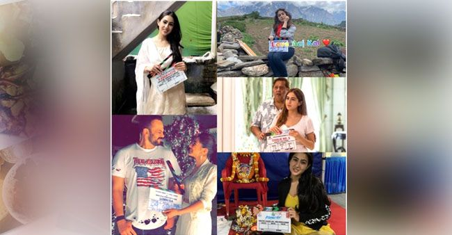 Sara misses good old working days, shares a special post that portrays her Bollywood journey