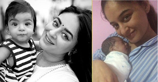 Mahhi Vij talks about baby girl Tara's first night at home with a cute picture