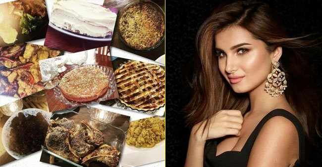 Tara Sutaria becomes a chef for her family as she cooks mouth-watering dishes for all; See pics