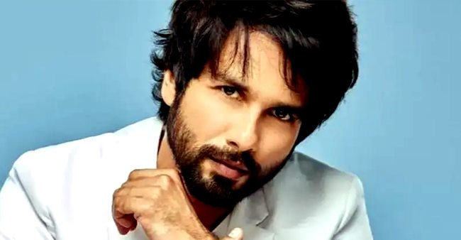Shahid Kapoor reveals his journey of becoming a vegetarian, gives credit to his dad