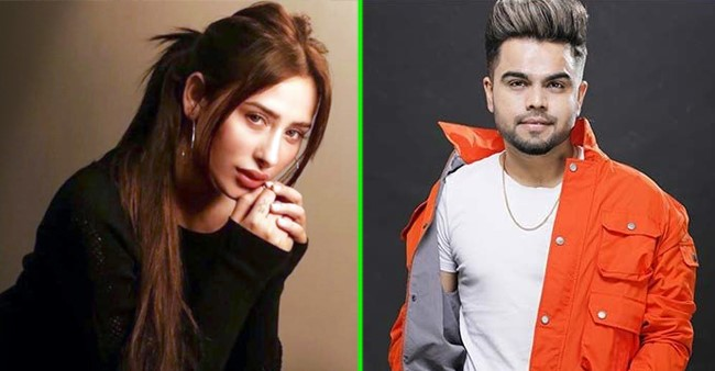 After Baarish song, Mahira Sharma is all set for her second video with Punjabi artist Akhil