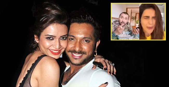 New TikTok duet video of Karishma Tanna and Terrence Lewis will make you laugh loud