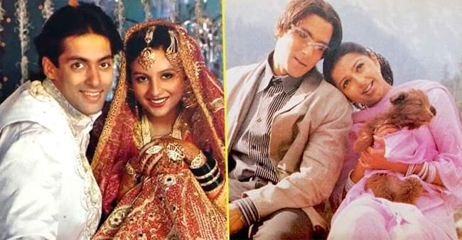 Bhagyashree, Sonakshi Sinha and other actresses made their debut opposite the superstar Salman Khan