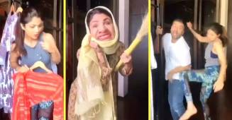 Shilpa Shetty Plays Double Role In Funny TikTok Video: Captions 'Sacchai Pata Chalne Par, Pit Gaye Humaare Pati'