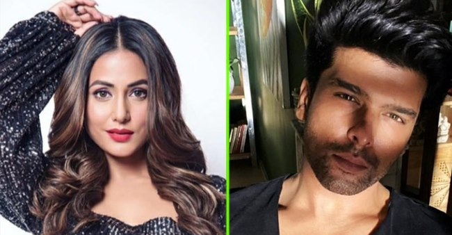 Kushal Tandon reveals the reason for calling Hina Khan his 'teacher' on the sets of Unlock