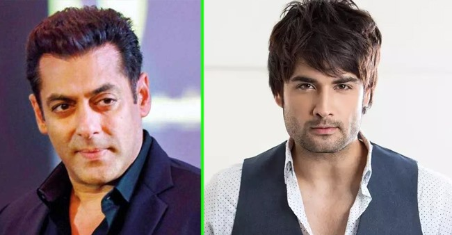 Vivian Dsena recalls the time while he met Salman Khan for the first time; Check out