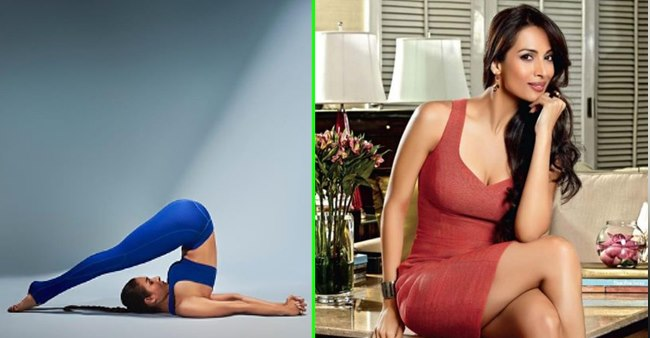 Malaika Arora sets new yoga goals as she pulls off a complex posture with ease; Pic