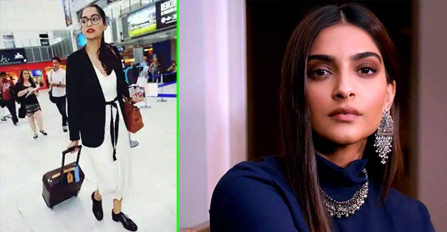 Sonam Kapoor may travel to Mumbai after lockdown, shares a special 'vacation ready' picture