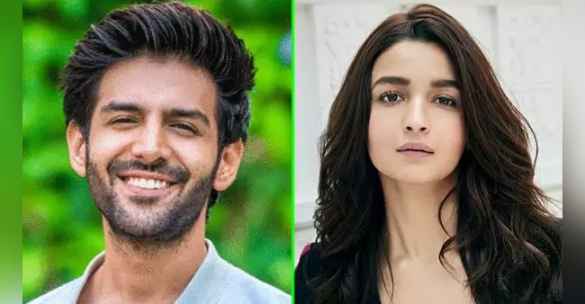 Kartik Aaryan wishes to work with Sanjay Leela Bhansali, Asks Alia Bhatt to 'recommend' his name