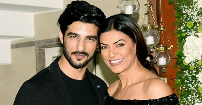 Sushmita Sen reveals the reason behind Rohman Shawl hiding his age during initial conversations