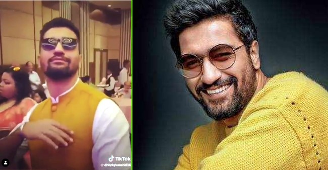 Vicky Kaushal looks dapper as he dances on a Punjabi track in this video; Watch