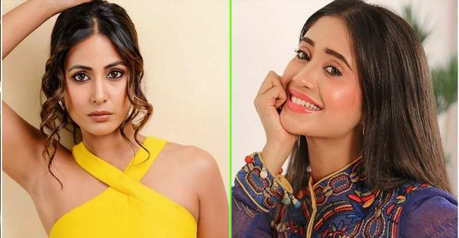 Hina Khan shuts down comparison with Shivangi Joshi, says 'everyone has their own paths'