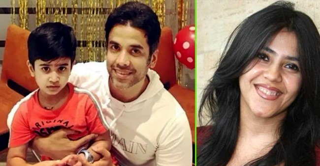 Tusshar Kapoor talks about being a single parent, says 'Ekta and I have our own parenting styles'