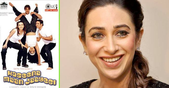 Karisma Kapoor feels nostalgic as Haseena Maan Jaayegi completes 21 years, calls it 'timeless'