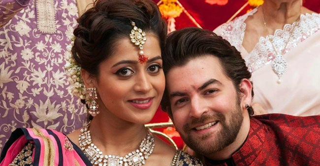 Neil Nitin Mukesh praises wifey Rukmini as she bakes the 'best pizza', shares pic