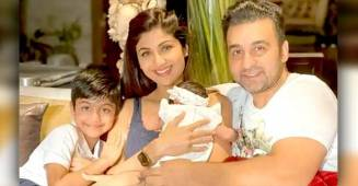 Actress Shilpa Shetty will treasure the time spent in lockdown with her son and her newborn