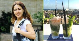 Sara Ali Khan and other b-town beauties detoxify their body with different morning drinks