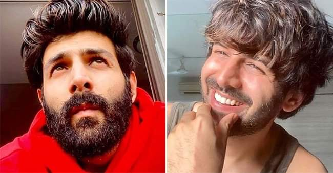 Kartik Aaryan looks dazzling with his new obsession that is beard look