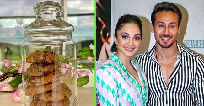 Kiara Advani channels her inner chef as she bakes cookies, BFF Tiger Shroff drops praising comment