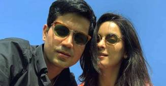 Doing an interview to enjoying parenthood: Ekta Kaul reveals her beautiful love story with Sumeet Vyas