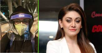 BB 13's Shefali Jariwala shares her post lockdown flight journey, calls it 'saddening travel experience'