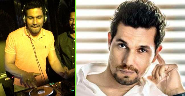 Randeep Hooda had a fun time as he becomes a DJ in this throwback party video; Watch