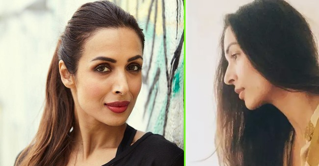 Malaika Arora and her flawless selfies taking away fans' hearts with a swift