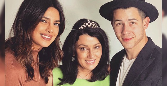 Priyanka Chopra's team shared her 'mood' with her mother-in-law, Denise Jonas on her birthday