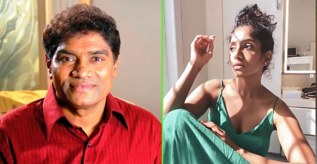 Jamie, Johnny Lever's daughter is one of the most talented star kids
