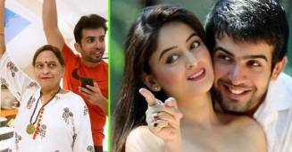 Jay Bhanushali's sweet and funny video with his mother-in-law makes wife Mahhi Vij 'laugh out loud'