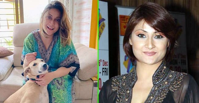 Urvashi Dholakia welcomes a new furry member to the Dholakia family, names her Chai