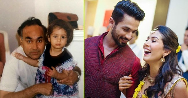 Mira Rajput shares throwback picture that melts the hearts of fans