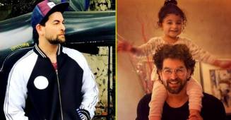 Neil Nitin Mukesh's daughter Nurvi gets excited for her 'Ghumi Ghumi' while papa Neil shares video