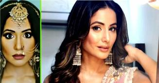 Hina Khan's first look in Naagin 5 is out; fans are totally in love with it, are calling her the prettiest Naagin
