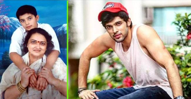 Parth Samthaan shares major throwback picture from his school days, his transformation is unmissable
