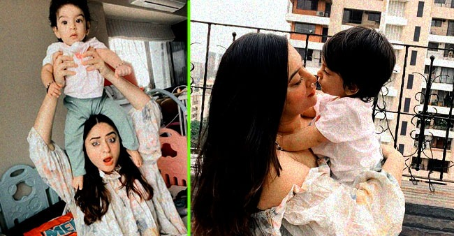 Mahhi Vij's daughter Tara is the reason she sees world and life with different eyes now