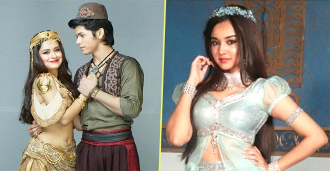 Ashi Singh On Comparisons With Avneet As Aladdin's Yasmine: Trying My Best To Make My Own Space