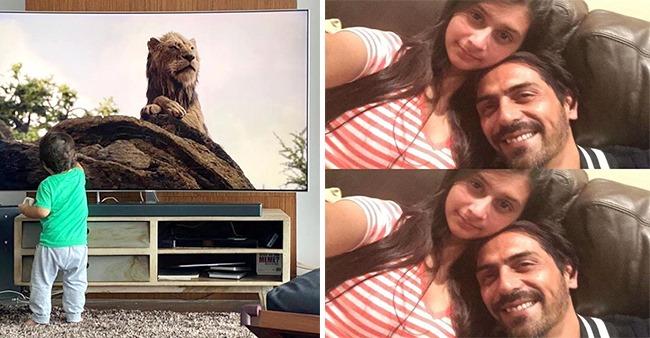 Karan Wahi & Rithvik Dhanjani Sing 'Yeh Dosti Hum Nahin Todengey' Using Funny Old-Face Filter