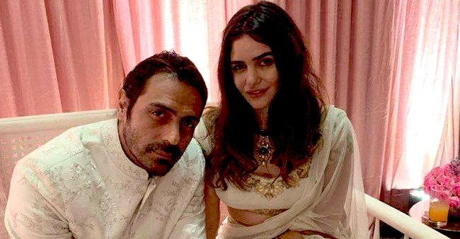 Arjun's Ladylove Gabriella Flaunts Her Rakhi Bracelet But Her Wrist Tattoo Becomes Talk Of The Town