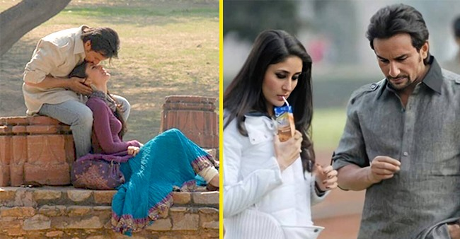 This Unseen BTS Pic Of Bebo-Saif From The 'Kurbaan' Sets Reminisces Their Romance Days