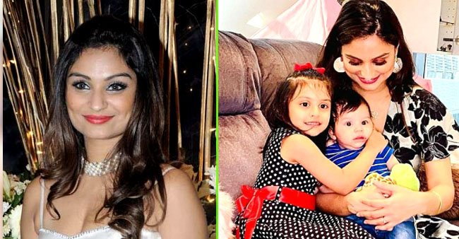 Dimpy Ganguly's Cutesy Moments With Her Kids Are A Special Treat For Her Fans
