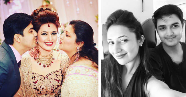 Divyanka Tripathi Dahiya's Fun-Filled Moments With Her Sibs Deserve All Your Attention