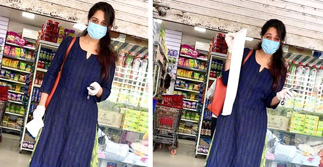 KHKT's Dipika Kakar Steps Out To Buy Grocery Items With SIL; Shares Pic Of The Lengthy Bill